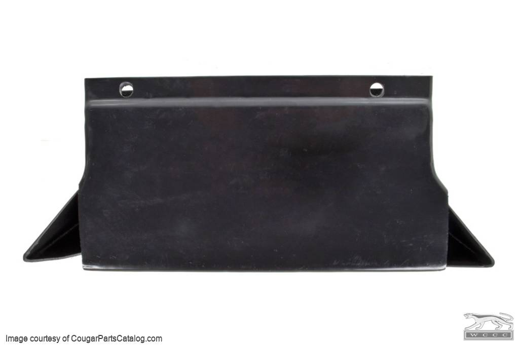 67-68 MUSTANG A//C HOSE GROMMETS RADIATOR SUPPORT PANEL