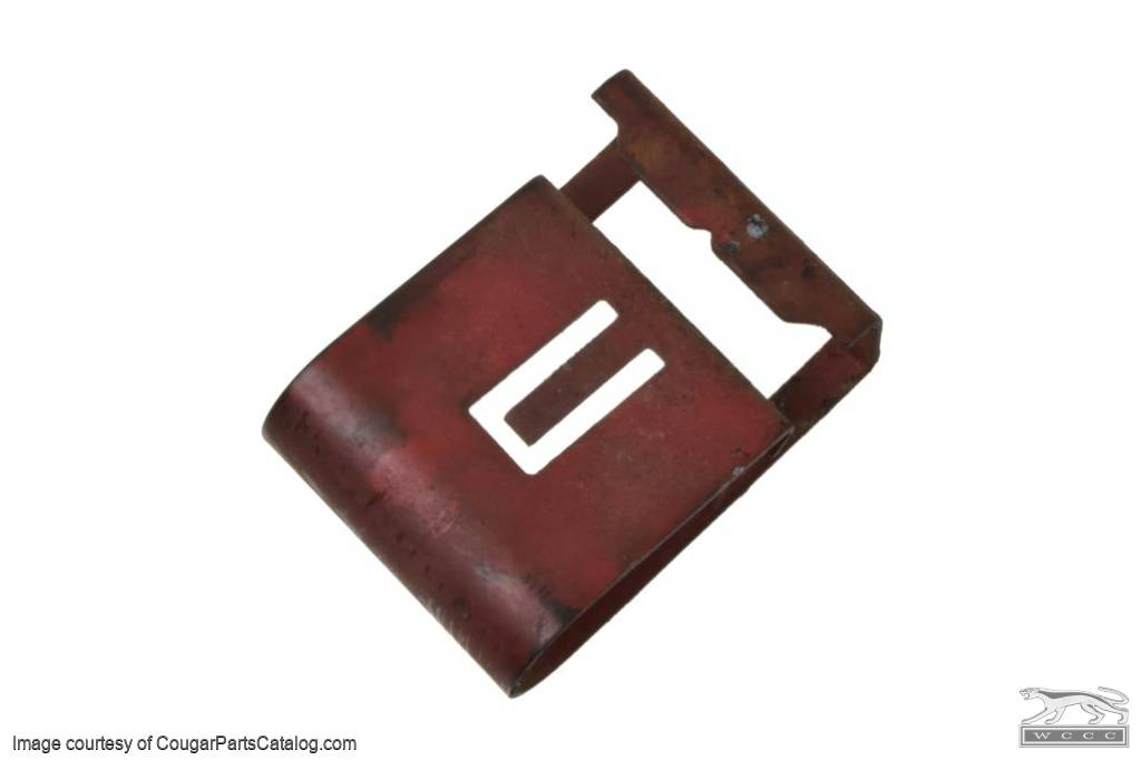 Retainer Clip - Clutch Pedal Shaft / Drum Brake Pin - Used ~ 1968 - 1970 Mercury Cougar / 1968 - 1970 Ford Mustang  - 30619