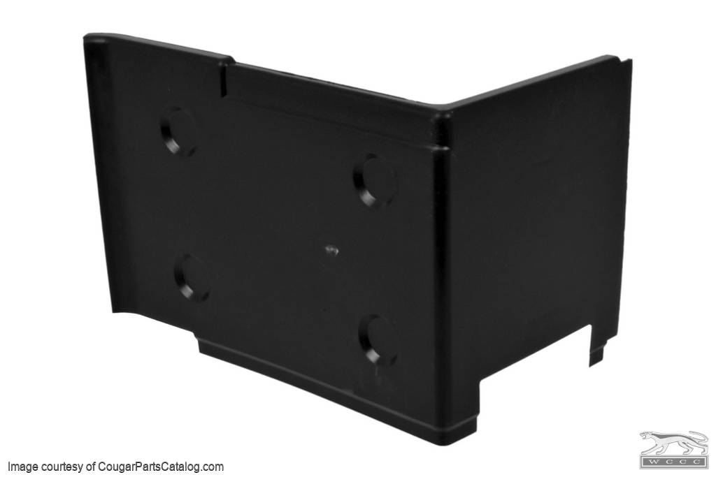 Battery - Heat Shield - Group 27 - Repro ~ 1967 - 1970 Mercury Cougar / 1967 - 1970 Ford Mustang - 30668