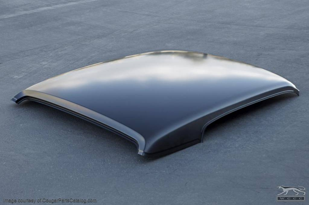 Complete Roof Top - Repro ~ 1967 - 1968 Mercury Cougar  - 30921