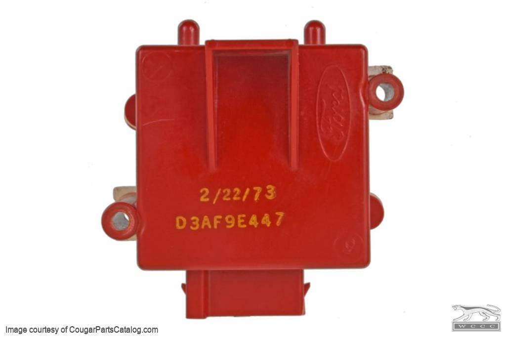Modulation System - Electronic Control Module - Used ~ 1973 Mercury Cougar / 1973 Ford Mustang  - 31266