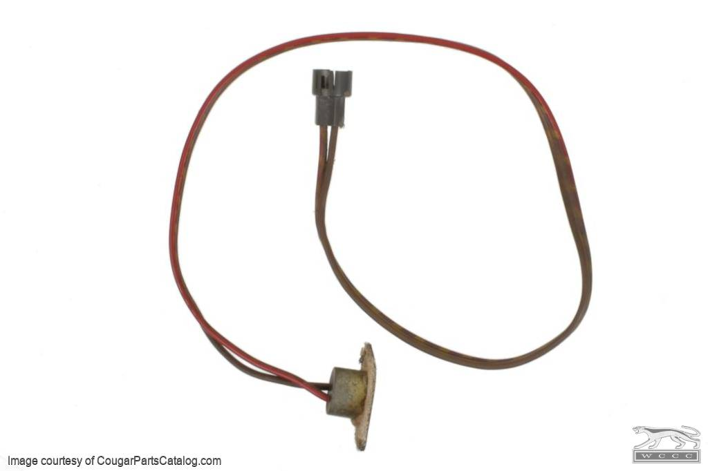 Modulation System - Ambient Temperature Switch - Used ~ 1972 Mercury Cougar / 1972 Ford Mustang - 31268
