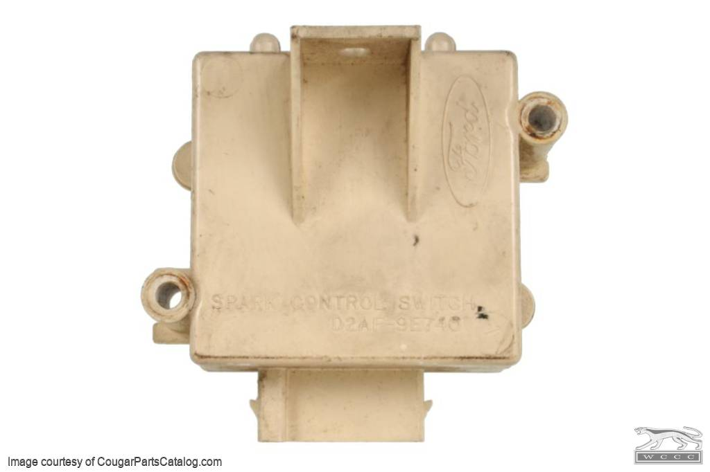 Modulation System - Electronic Control Module - Used ~ 1972 Mercury Cougar / 1972 Ford Mustang - 31269