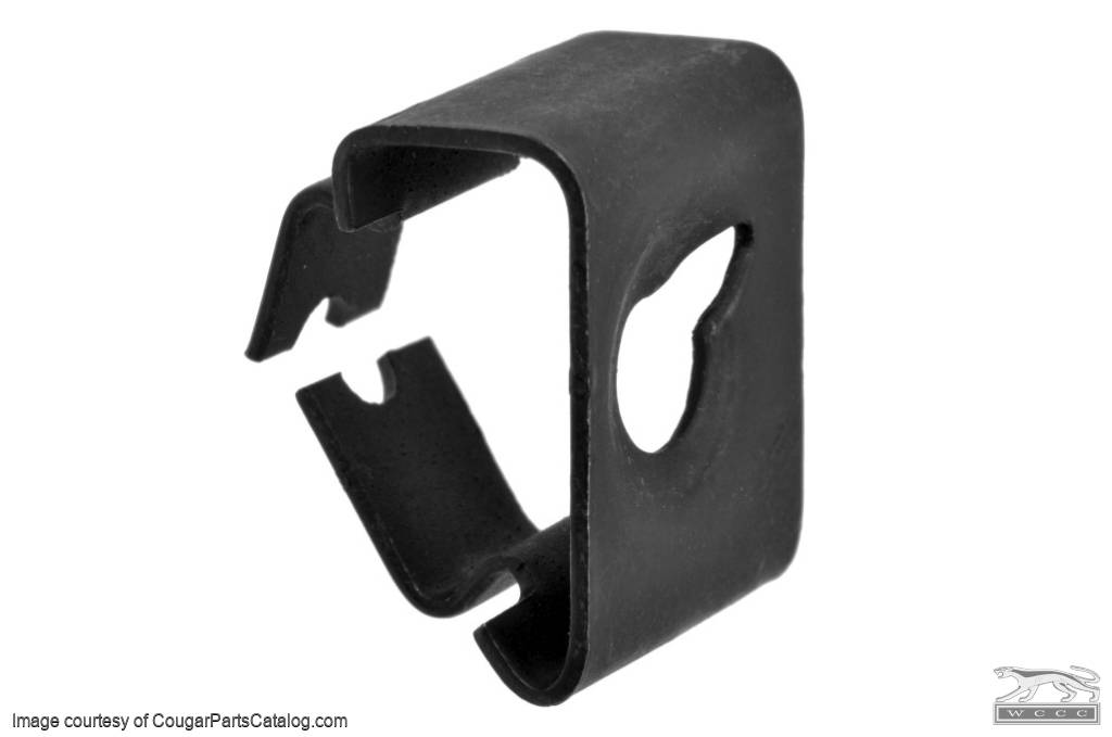 Armrest Mounting Clip - Repro ~ 1967 - 1968 Mercury Cougar - 41125
