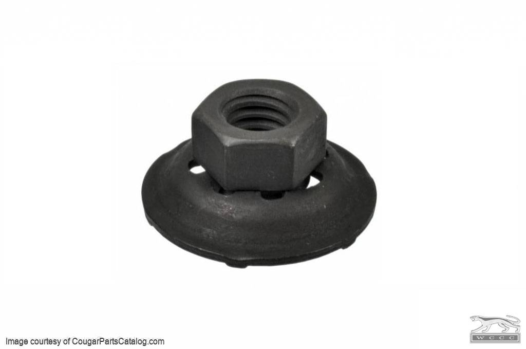Seat Track Nut - EACH - Repro ~ 1967 - 1970 Mercury Cougar - 1967 - 1970 Ford Mustang - 41338