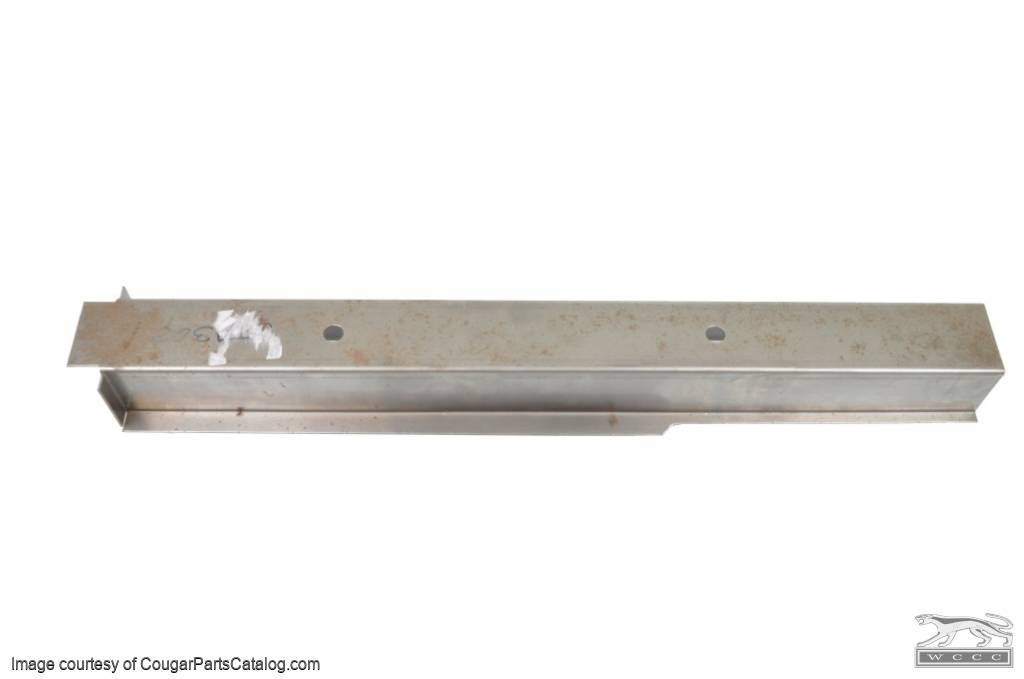 Frame Rail Patch - Inner - Floor - Repro ~ 1967 - 1970 Mercury Cougar / 1967 - 1970 Ford Mustang - 42399