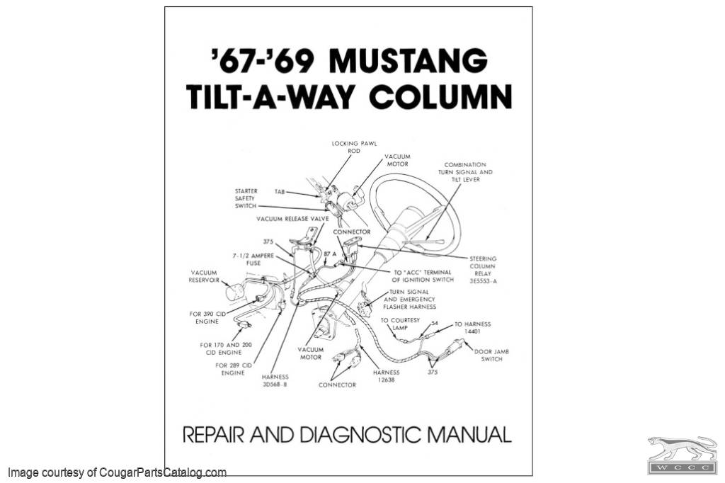 3 Wire Switch Wiring Diagram 69 Mustang