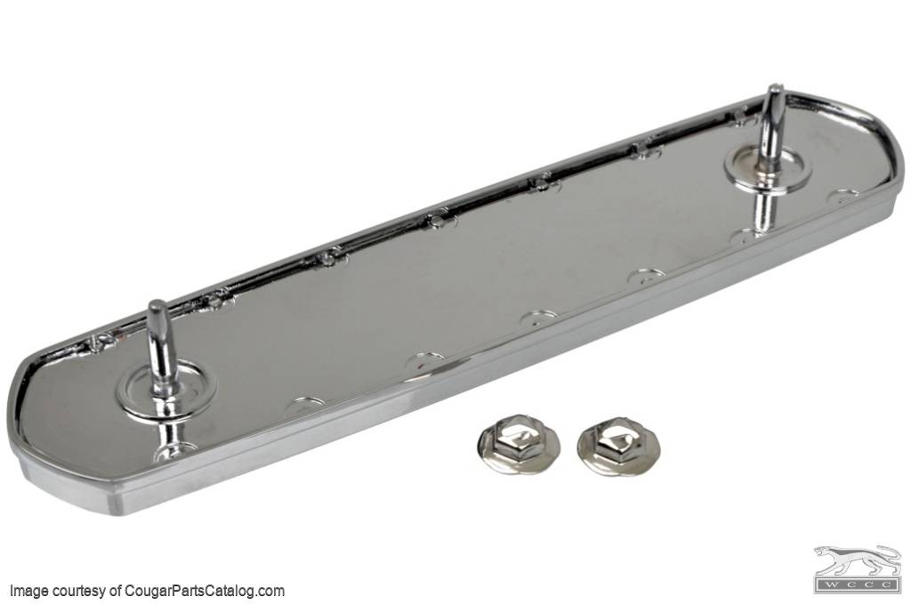 Side Marker / Rear Reflector Assembly - Economy - Repro ~ 1968 Mercury Cougar / 1968 Ford Cyclone / 1968 Mercury Montego - 11288