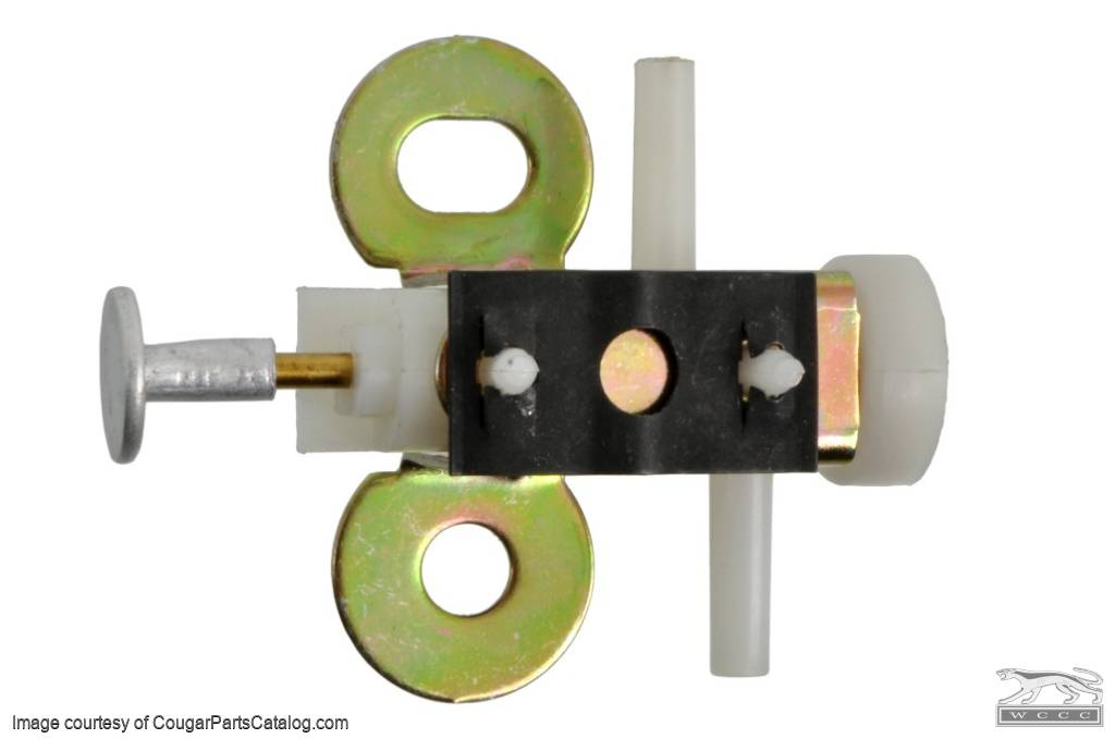 Vacuum Switch - A/C - Repro ~ 1967 - 1973 Mercury Cougar / 1967 - 1973 Ford Mustang - 26094