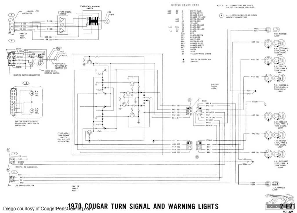 ford cougar wiring diagram  wiring diagrams page faint