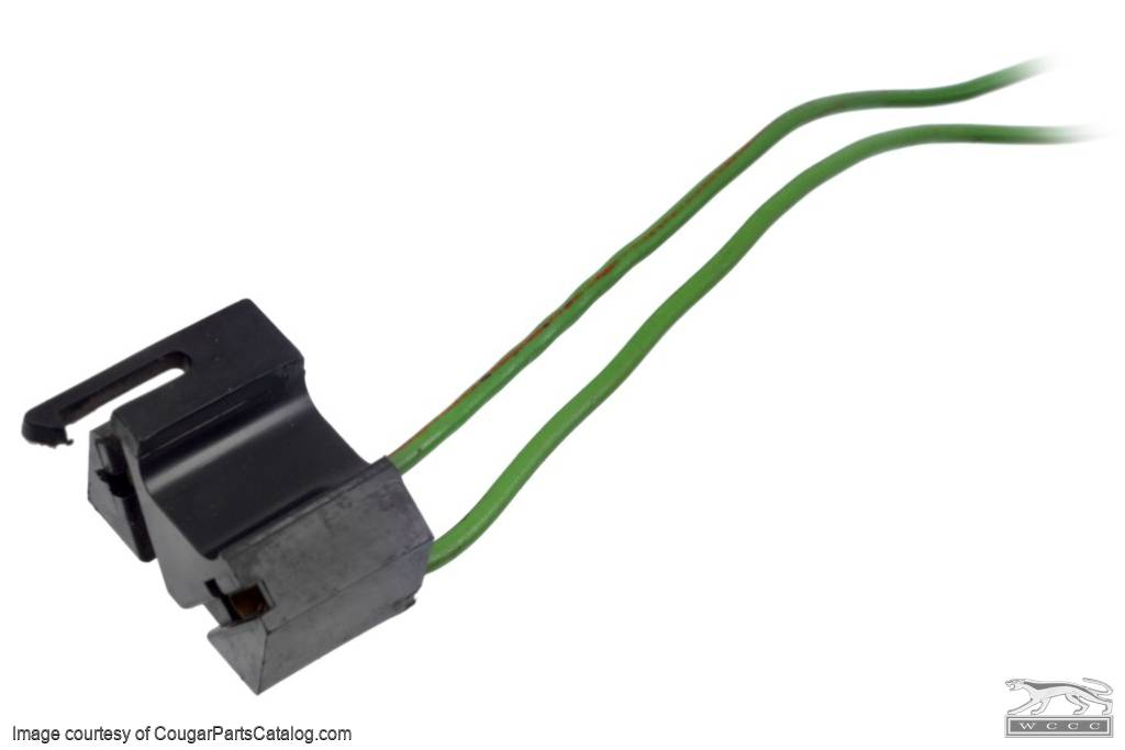 wiring pigtail under dash harness to brake pedal switch Antique Car Wire Harness M104 Wiring Harness Replacement