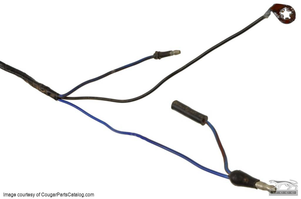 1344636339_y wiring harness main console used ~ 1969 mercury cougar 1969 mustang wiring harness at crackthecode.co