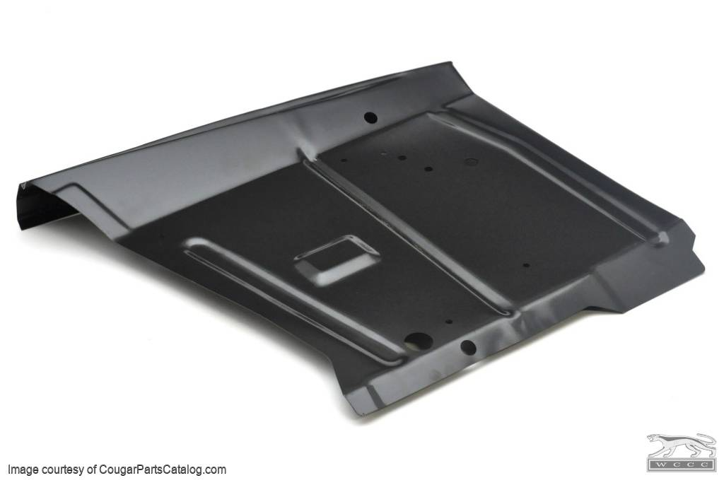 Front Inner Apron - Driver Side - Repro ~ 1971 - 1973 Mercury Cougar - 1971 - 1973 Ford Mustang - 19679