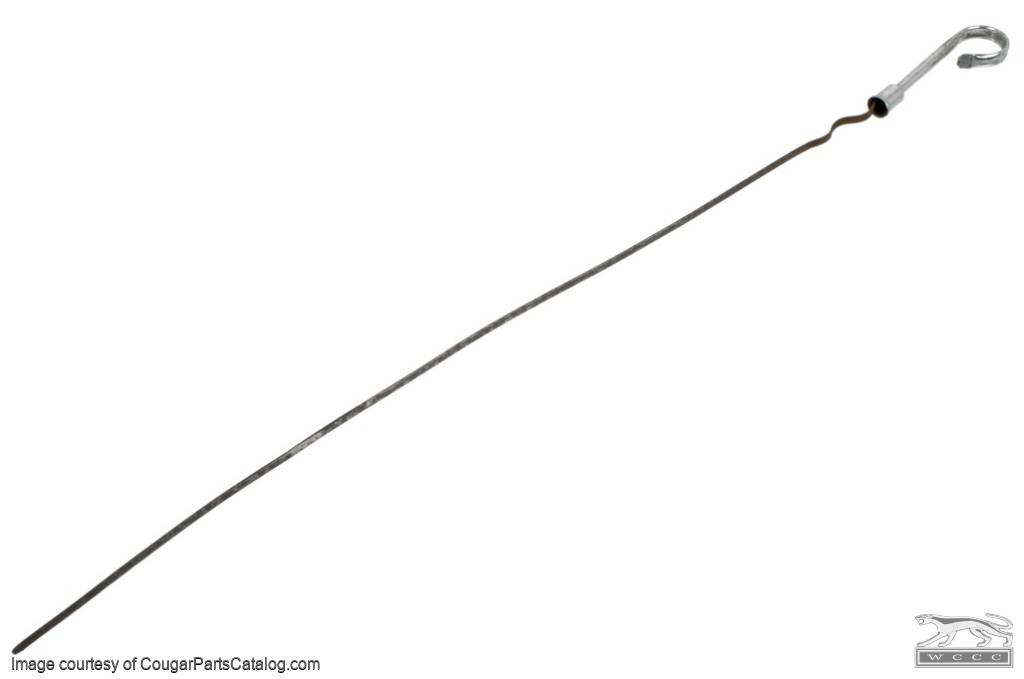 Oil Dipstick - BOSS 302 - Used ~ 1969 Mercury Cougar / 1969 Ford Mustang - 27361