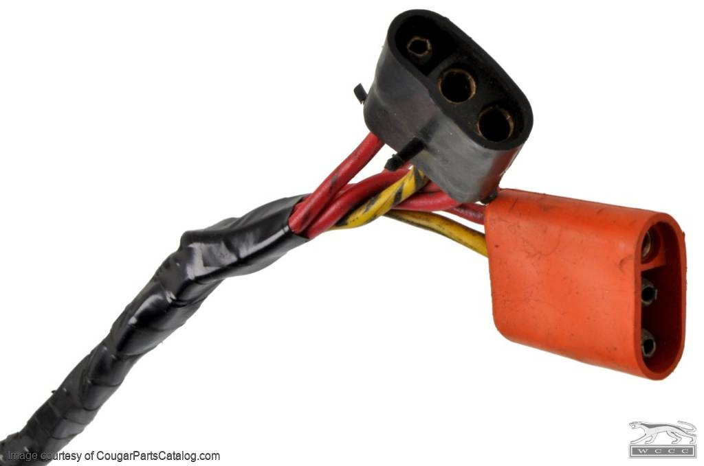 1359419461_z main wiring harness power window grade a used ~ 1972 1973 1990 Mustang Wiring Harness at gsmx.co