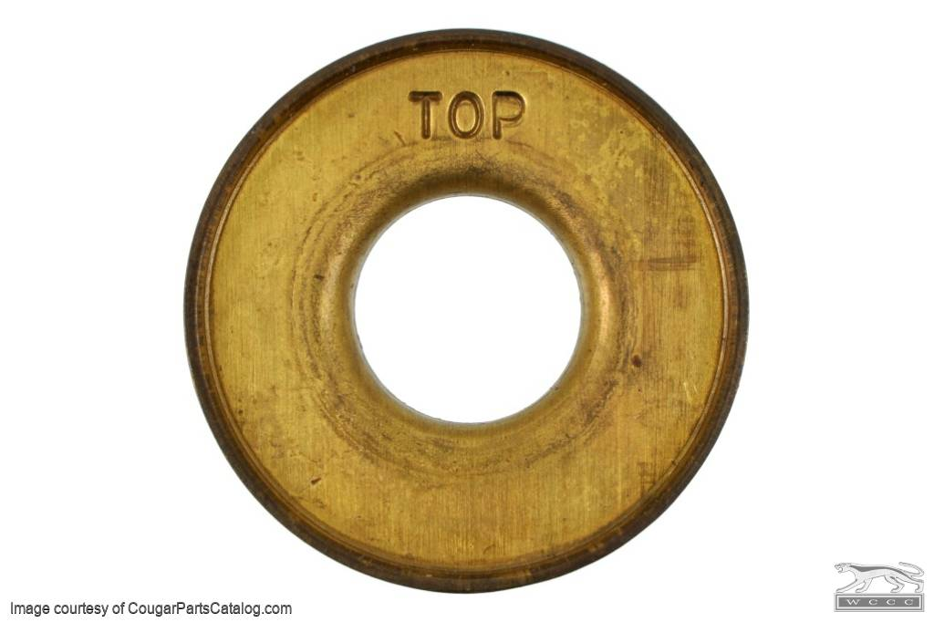 Water Restrictor Plate - 351C - NOS ~ 1970 - 1973 Mercury Cougar / 1970 - 1973 Ford Mustang - 27500