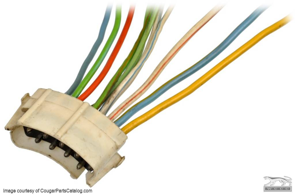 1368645100_g wiring pigtail under dash harness to turn signal switch used  at readyjetset.co
