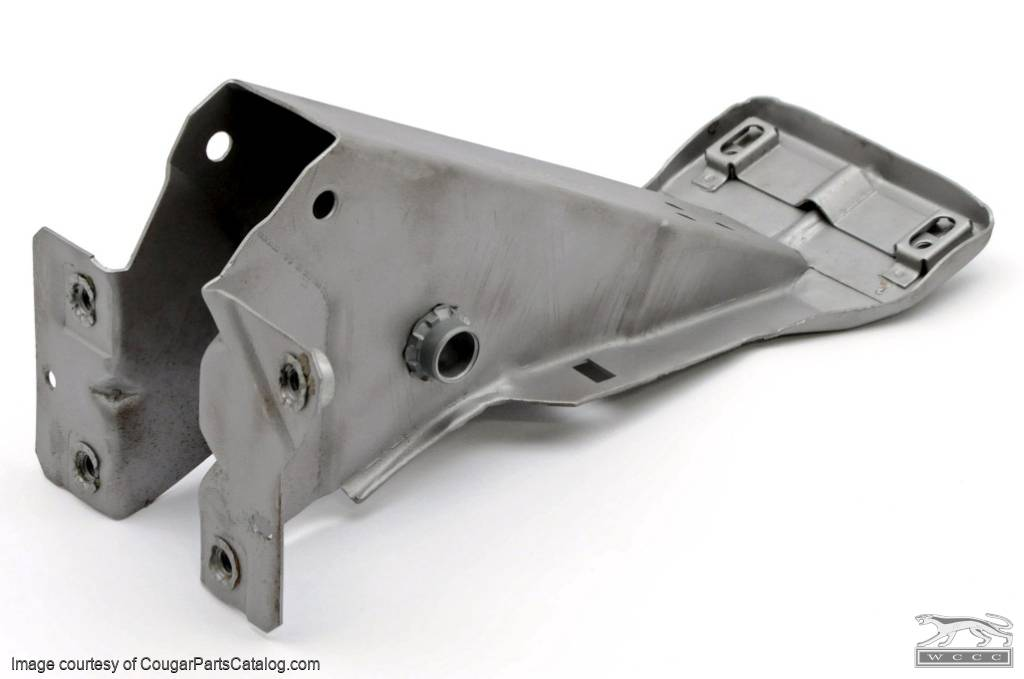 Support Bracket - Brake Pedal - Manual Drums - Used ~ 1967 - 1968 Mercury Cougar / 1967 - 1968 Ford Mustang - 24277
