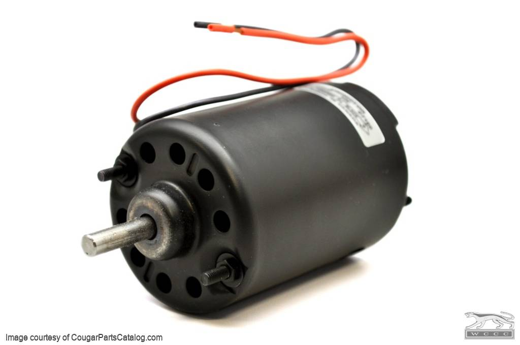 Heater Blower Motor Without A C Repro 1969 1973