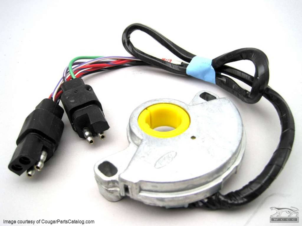 [DIAGRAM_5FD]  Switch - Neutral Safety - C6 for 1972 Mercury Cougar, 1973 Mercury Cougar,  1972 Ford Mustang, 1973 Ford Mustang at West Coast Classic Cougar :: The  Definitive 1967 - 1973 Mercury Cougar Parts Source | 1966 Ford Neutral Safety Switch Wiring |  | West Coast Classic Cougar