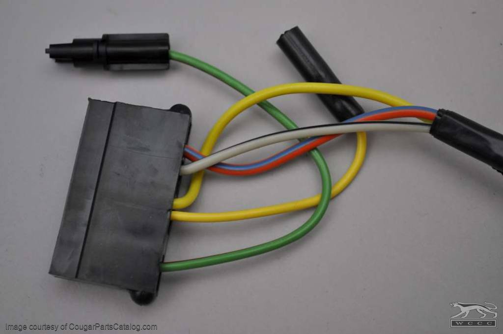 Alternator Wiring Harness - Standard - Economy