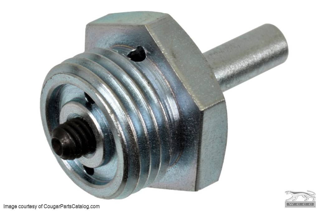 Adjustable Vacuum Advance - Distributor - New ~ 1967 - 1972 Mercury Cougar - 1967 - 1972 Ford Mustang - 26202