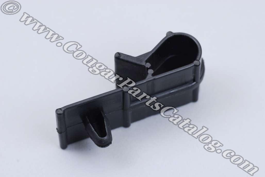 Lower Headlight Bucket Loom Clip - Repro ~ 1967 - 1968 Mercury Cougar - 1967 - 1968 Ford Mustang - 41419