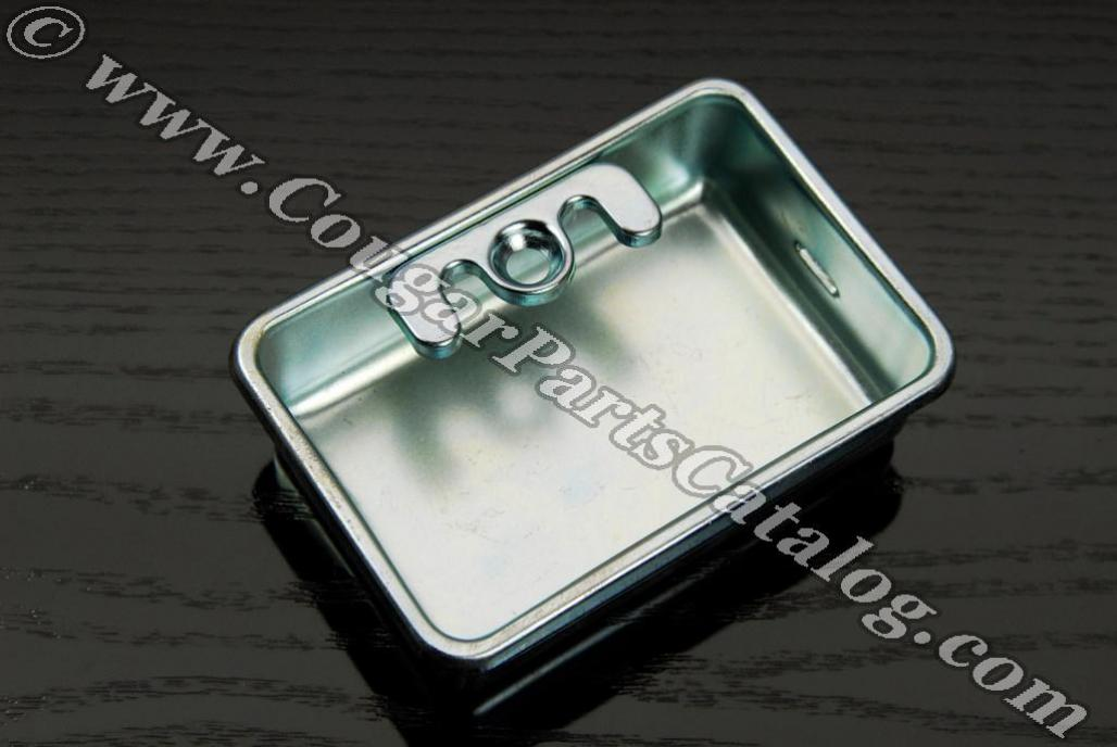 Console Ashtray Receptacle - Repro ~ 1971 - 1973 Mercury Cougar - 1971 - 1973 Ford Mustang - 41496