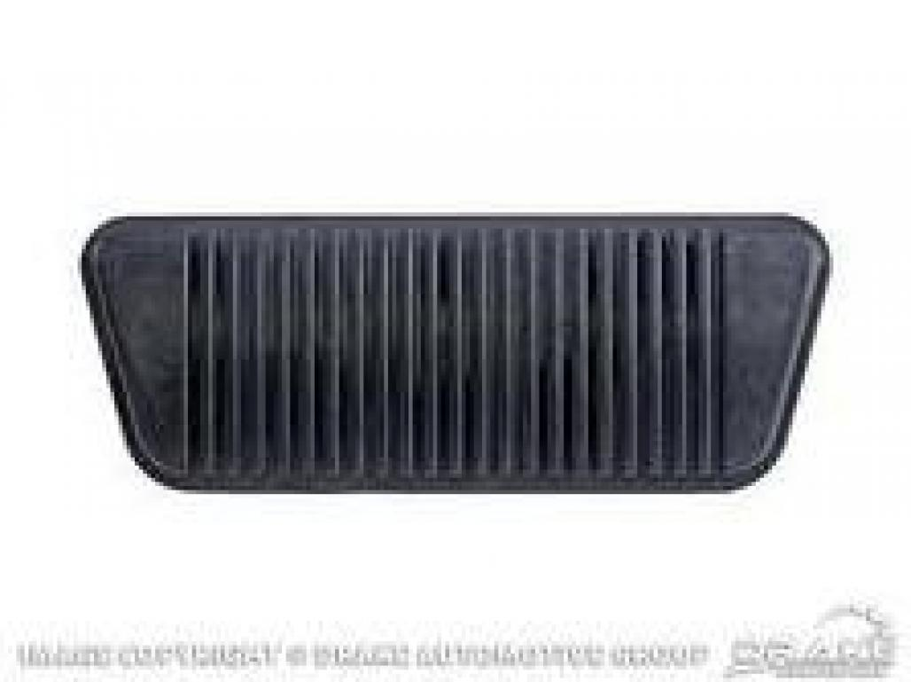 Brake Pedal Pad - Drum - Automatic Transmission - Repro ~ 1968 - 1973 Mercury Cougar - 1968 - 1973 Ford Mustang - 41886