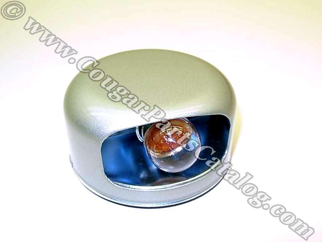 Engine Compartment - Light Assembly - Repro ~ 1967 - 1973 Mercury Cougar / 1967 - 1973 Ford Mustang - 14370