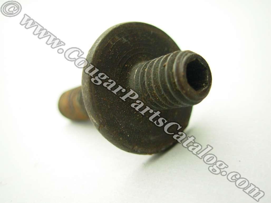 Set Screw - Small - Door Glass - Used ~ 1967 - 1968 Mercury Cougar / 1967 - 1968 Ford Mustang - 11-0165