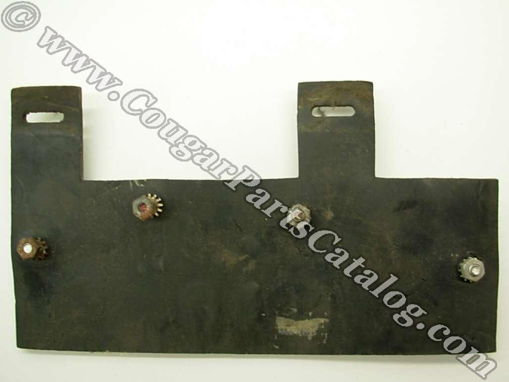 Mounting Board - Sequential Unit - EARLY - After 1/2/1967 - Used ~ 1967 Mercury Cougar - 19135