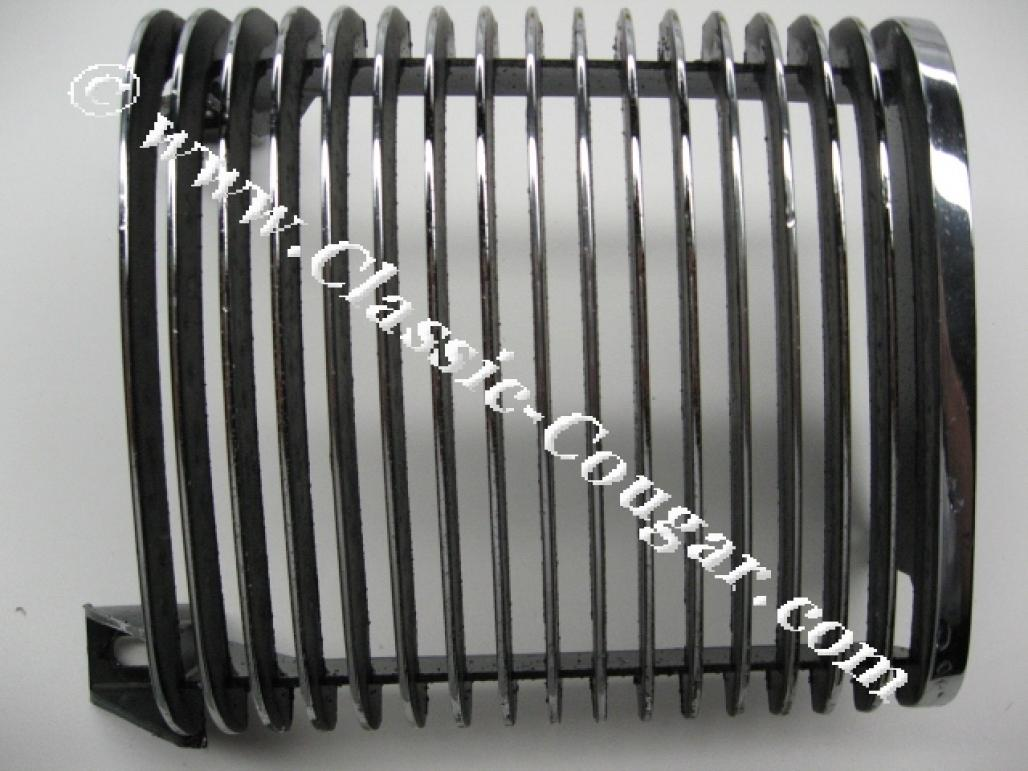 Grille - Inner - Driver Side - Grade A - Used ~ 1970 Mercury Cougar - 19560