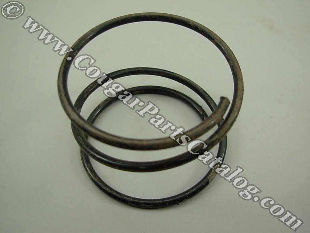 Spring - Horn Contact Ring - Used ~ 1968 - 1969 Mercury Cougar / 1968 - 1969 Ford Mustang - 23793