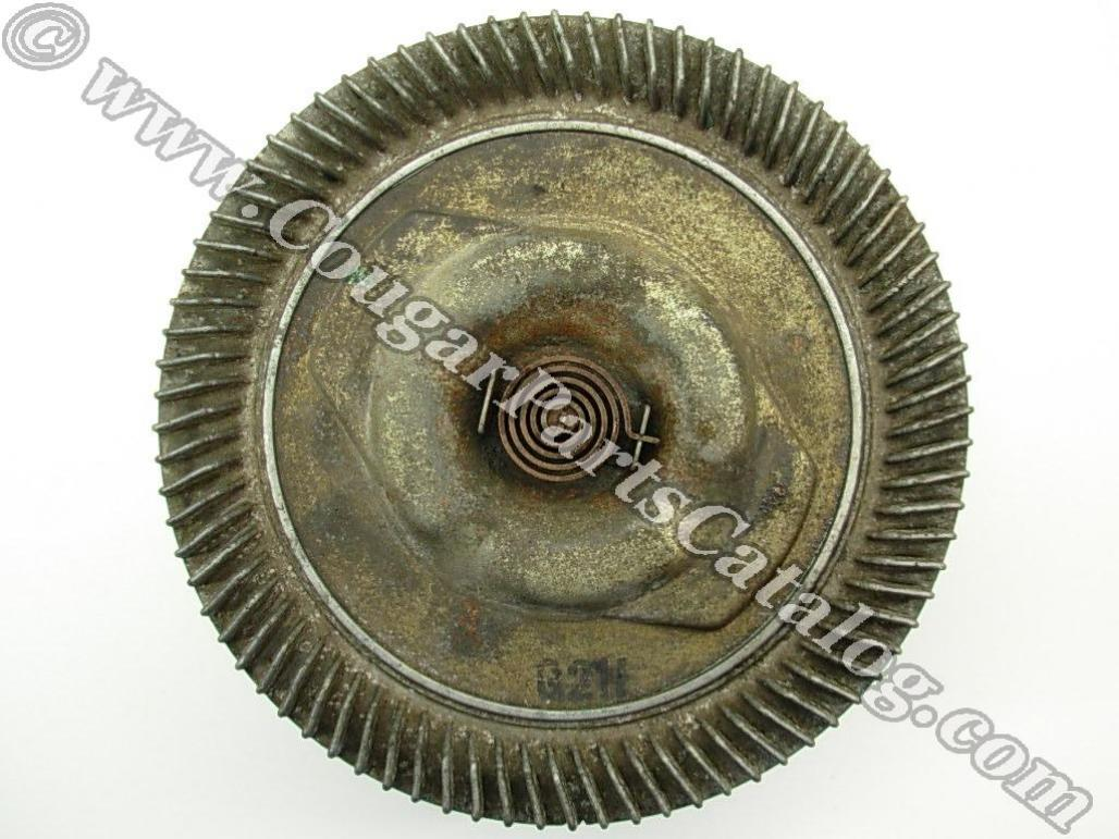 Clutch - Radiator Fan - Thermal - 289 / 390 - Used ~ 1967 Mercury Cougar / 1967 Ford Mustang - 24227