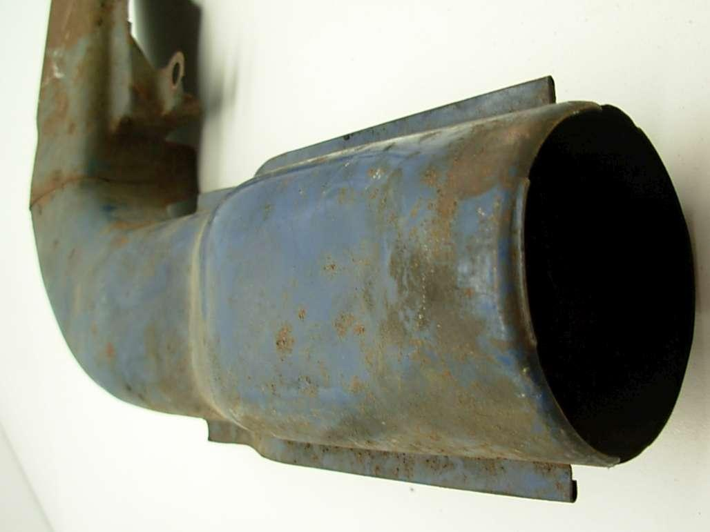 Heat Shield - Exhaust Manifold - 289 / 302 - Grade A - Used ~ 1968 Mercury Cougar / 1968 Ford Mustang - 27459