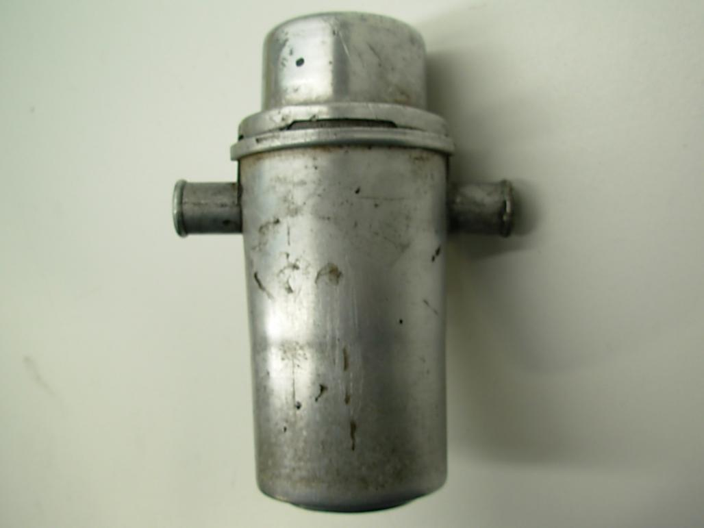 Valve - Anti Backfire - Carter 4491S - 390GT / 427 GT-E / 428CJ - Used ~ 1968 - 1970 Mercury Cougar / 1968 - 1970 Ford Mustang - 24404