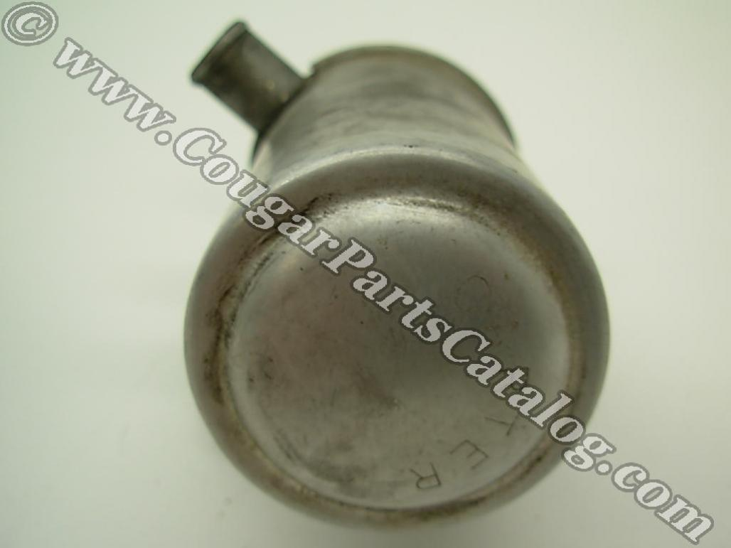 Valve - Anti Backfire - Carter - 289 / 302 / 390 GT / 427 GT-E / 428CJ - Service Replacement - Used ~ 1968 - 1970 Mercury Cougar / 1968 - 1970 Ford Mustang - 24409