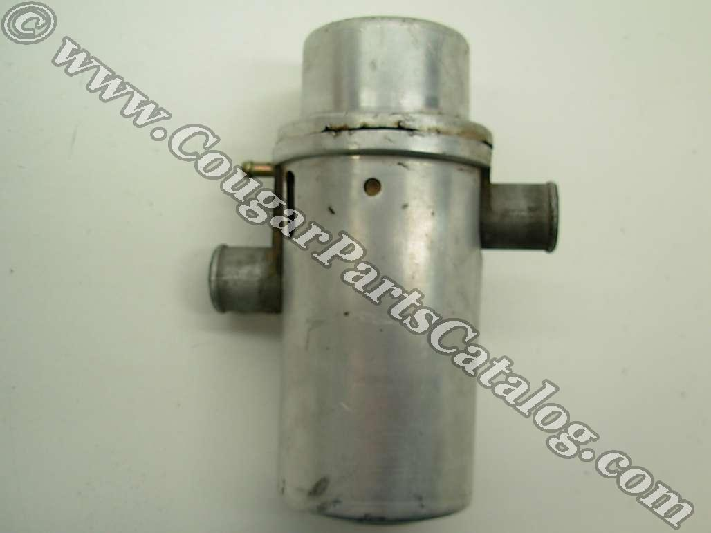 Valve - Anti Backfire - Service Replacement - BOSS 302 - Used ~ 1969 - 1970 Mercury Cougar / 1969 - 1970 Ford Mustang - 24464