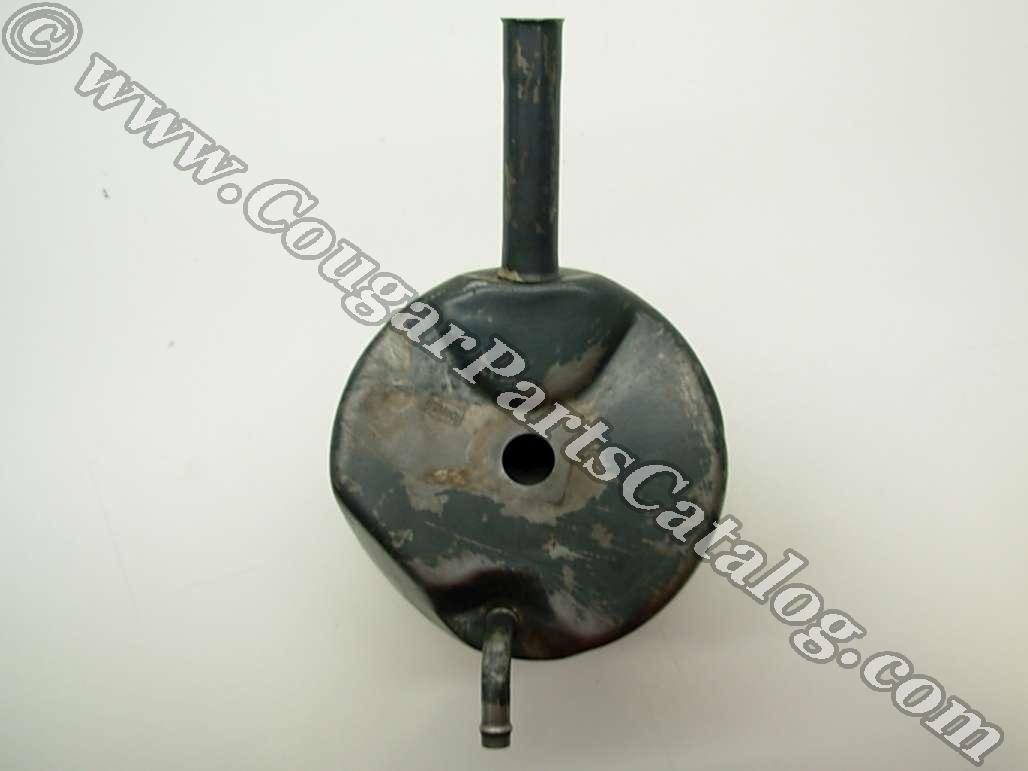 Hydraulic Oil Reservoir - Power Steering - C9OZ-3A697-A - Used ~ 1969 Mercury Cougar / 1969 Ford Mustang - 24624