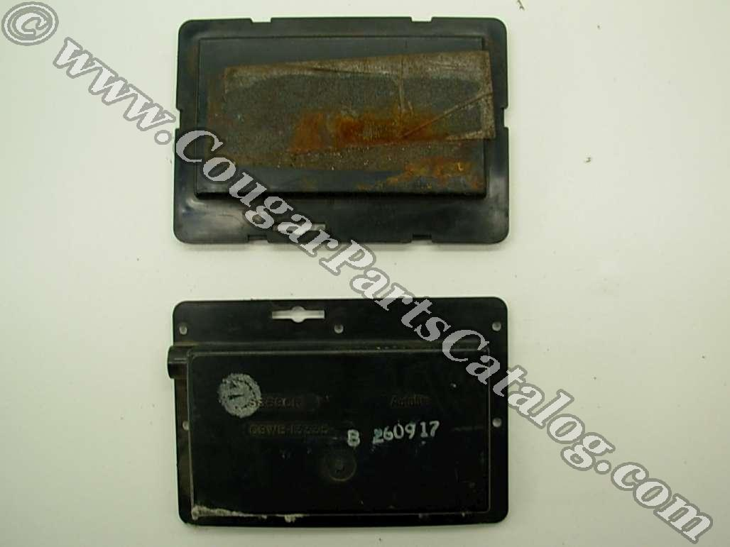 Enclosure / Box - Sequential Unit - Used ~ 1969 - 1973 Mercury Cougar / Shelby - 24654