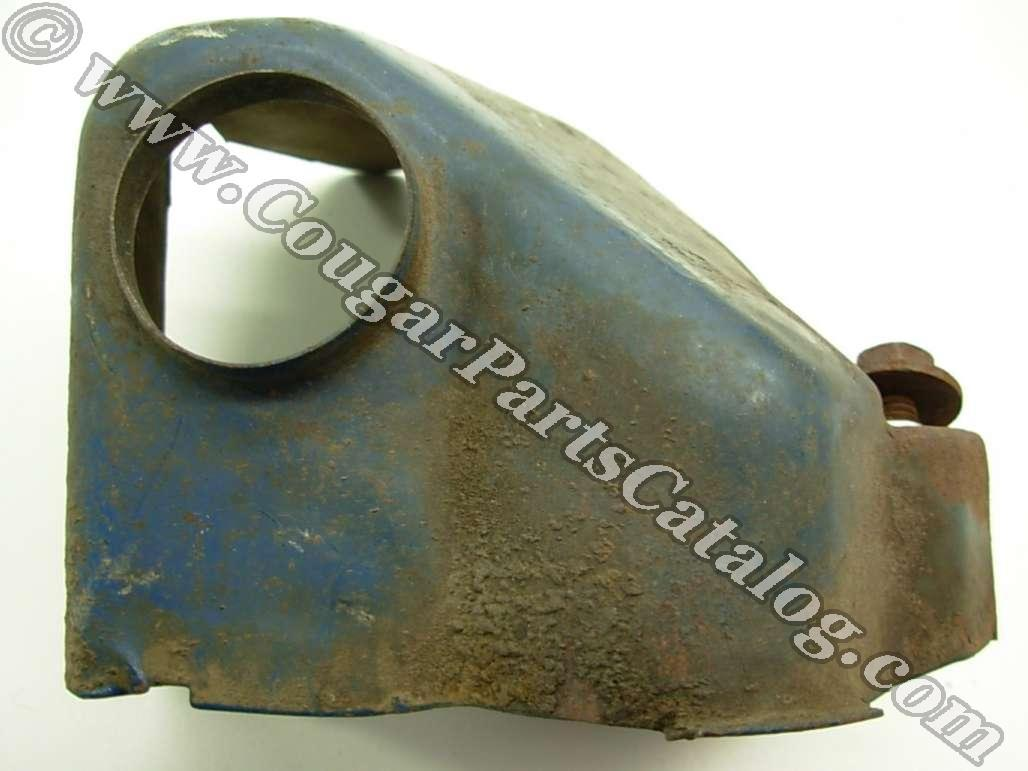 Heat Shield - Exhaust Manifold - 351C - Grade A - Used ~ 1970 Mercury Cougar / 1970 Ford Mustang - 25099