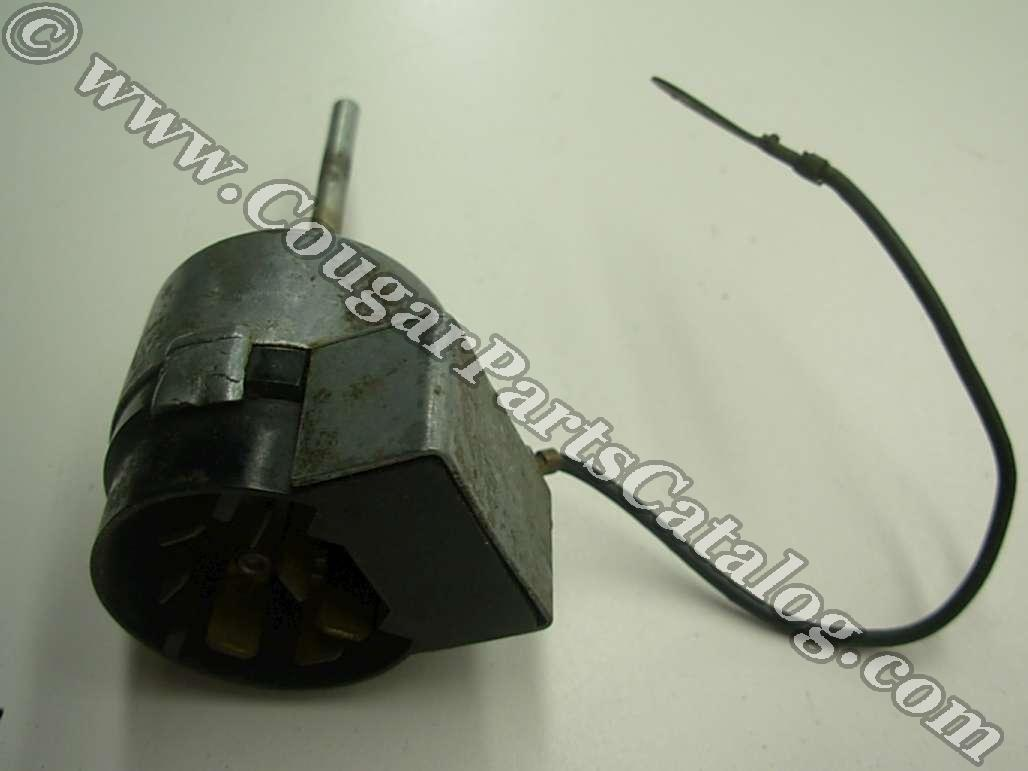 Switch - Intermittent Wiper - Used ~ 1970 Mercury Cougar / 1970 Ford Mustang - 25187