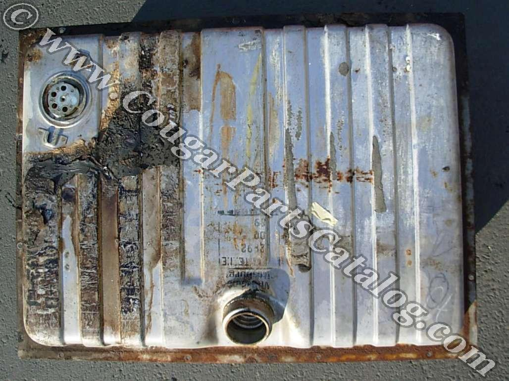 Fuel Tank - Used ~ 1970 Mercury Cougar / 1970 Ford Mustang - 25242