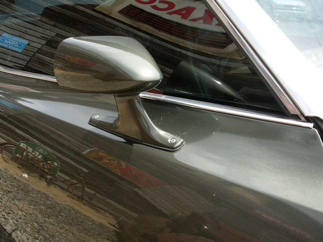 Side View Mirror - Sport - Passenger Side - Manual - Ford Torino - Used ~ 1971 - 1973 Mercury Cougar - 25286