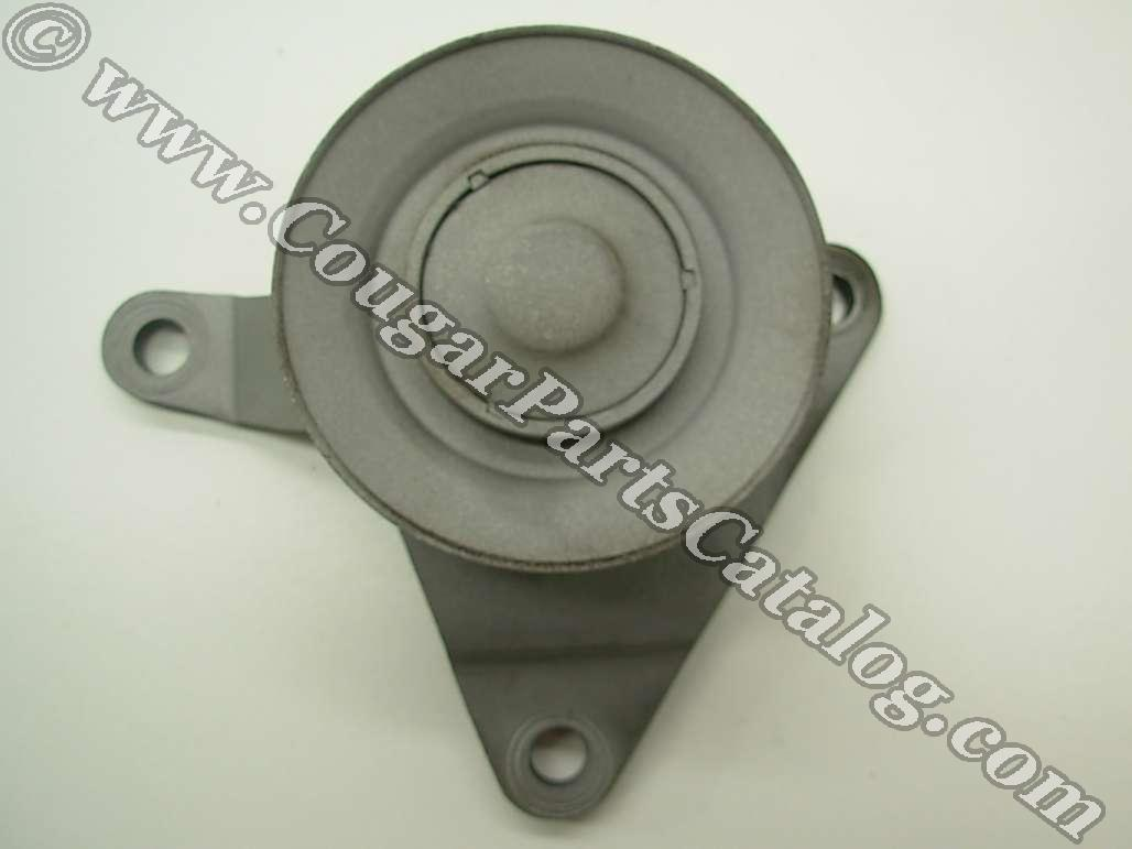 Idler Pulley - Fixed - w/ New Bearing - 428CJ - Used ~ 1970 Mercury Cougar / 1970 Ford Mustang - 11-9908