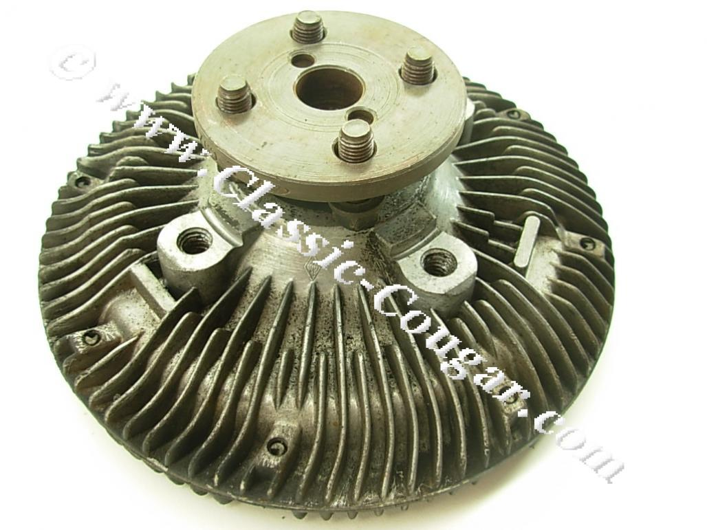 Clutch - Radiator Fan - 428CJ - Used ~ 1969 - 1970 Mercury Cougar / 1969 - 1970 Ford Mustang - 25636