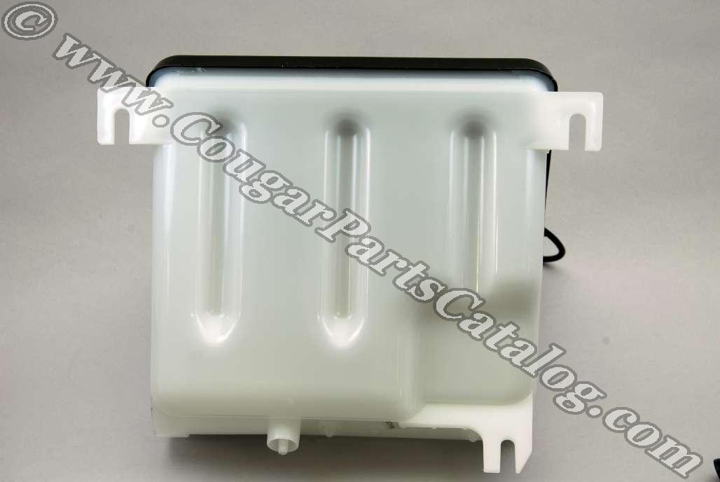 Windshield Washer Reservoir - Repro ~ 1971 - 1973 Mercury Cougar - 1971 - 1973 Ford Mustang - Ford Truck - 15315