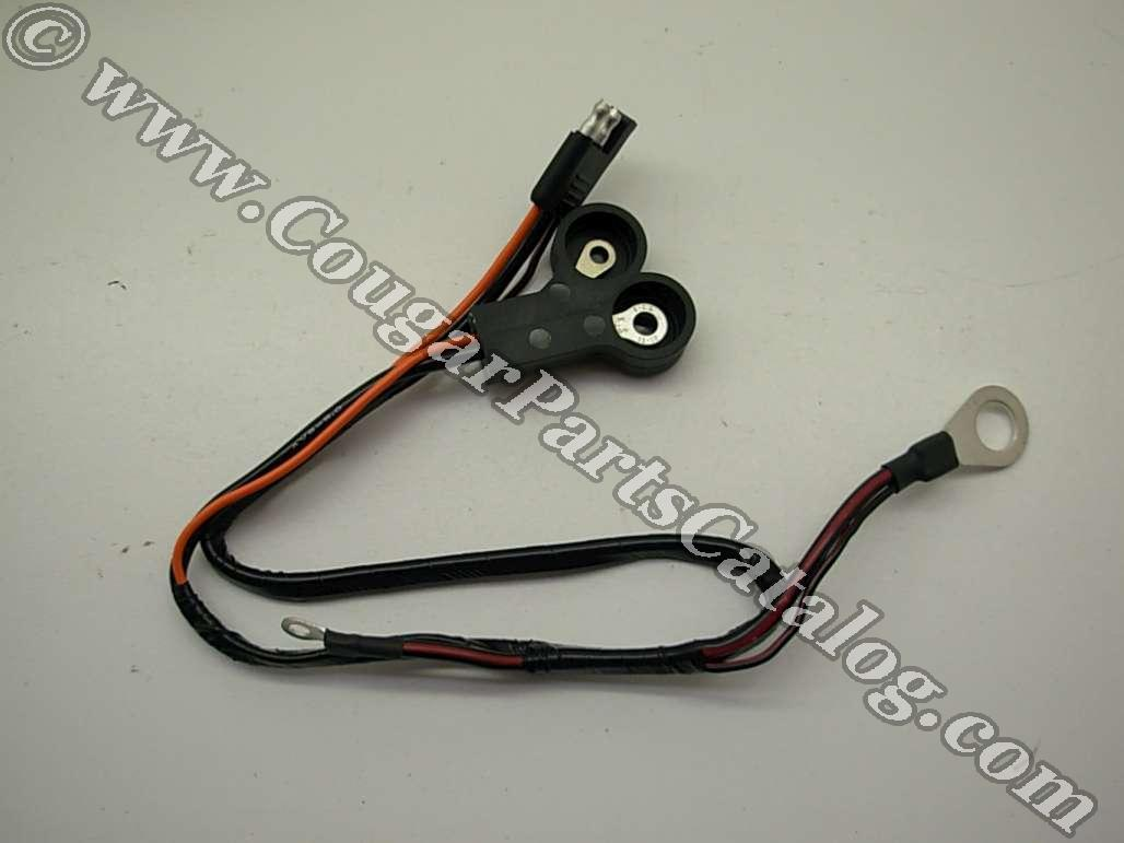 ford wiring parts alternator wiring harness 289 302 xr7 economy repro alternator wiring harness 289 302 xr7 economy repro