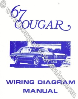 Wiring Diagram For 1969 Mercury Cougar At West Coast Classic Cougar The Definitive 1967 1973 Mercury Cougar Parts Source